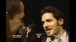 Paul Rudd & Eric Blair talk future hope & 200 Cigarettes 1999