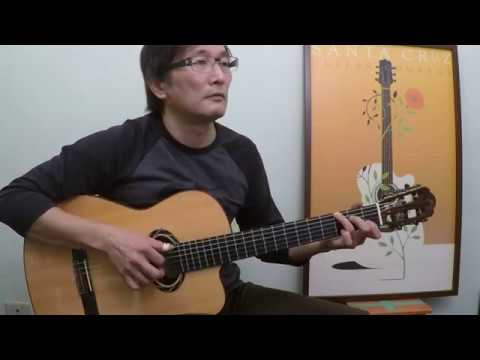 Through the Arbor (Kevin Kern) - rearrange for guitar by Dong Yun-Chang