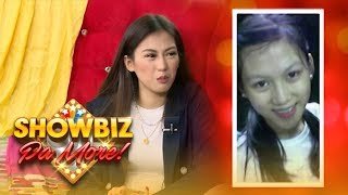 SHOWBIZ PA MORE: Alex Gonzaga in her early days in the industry