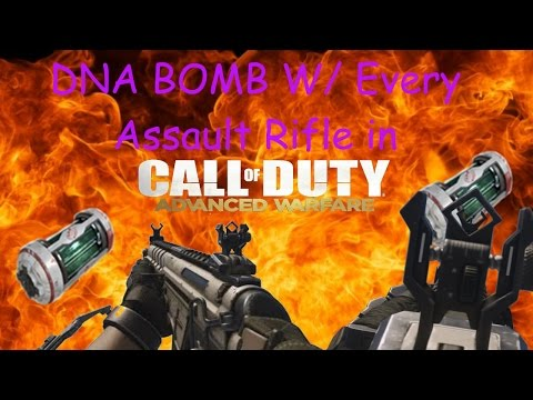 HBRA3 DNA BOMB! (W/ EVERY ASSAULT RIFLE