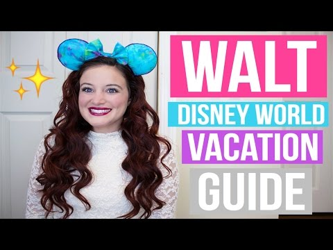 HOW TO PLAN A WALT DISNEY WORLD VACATION IN 10 EASY STEPS
