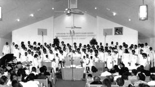 """The Old Account Was Settled"" Ebenezer Baptist Mass Choir 1998"