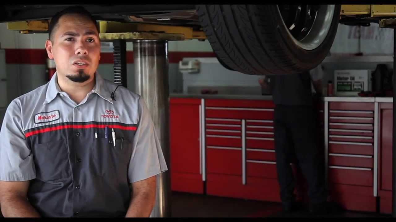 Longo Toyota Service >> Longo Toyota Service Department - YouTube