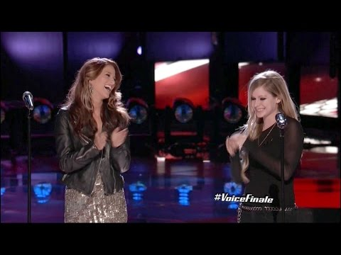 Cassadee Pope and Avril Lavigne - I m with You