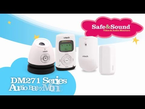 vtech-dm271-series-audio-baby-monitor