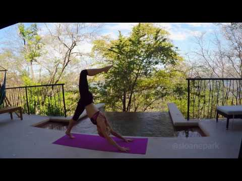 Pura Vida Vinyasa Yoga Practice