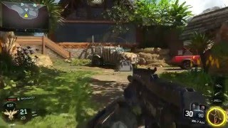 [PS4] Call of Duty: Black Ops 3 - Team Deathmatch on Hunted (60fps 1080p)