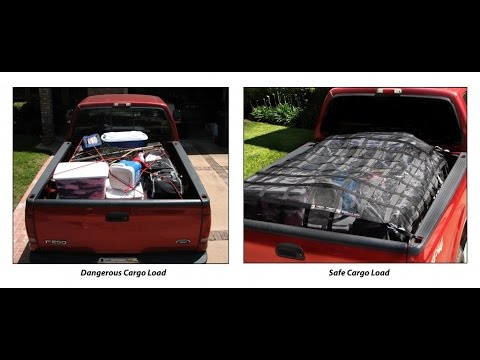 Keep Your Cargo Safe Quickly and Easily!