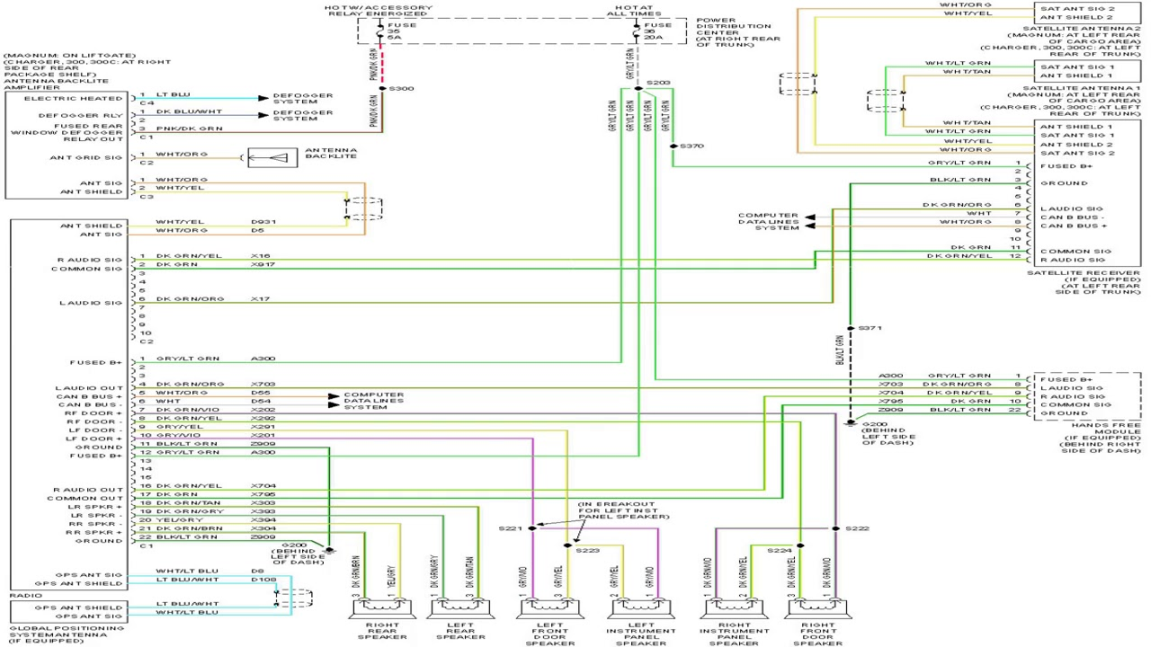2013 chrysler 200 stereo wiring - wiring diagram list-work -  list-work.casatecla.it  list-work.casatecla.it