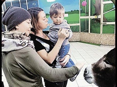 Жанна фриске с сыном фотография лана фомина сериал школа