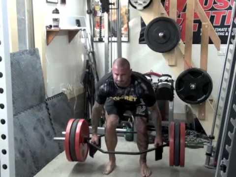 Hex-Bar Deadlift by Jim Stoppani - YouTube