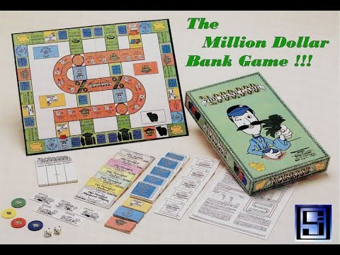The Million Dollar Bank Game Story - Kevin F. Montague