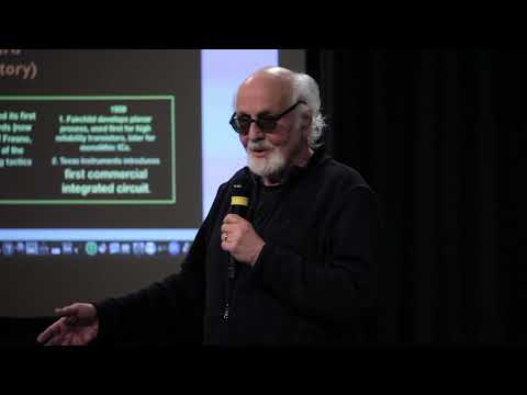 The Technological Big Bang: Tape Recorders, the Transistor & the Credit Card | Morton Subotnick