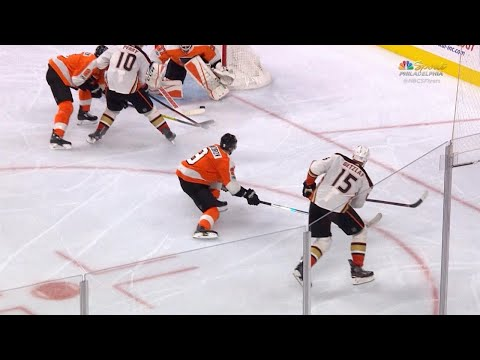 10/24/17 Condensed Game: Ducks @ Flyers