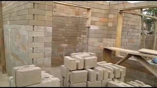INTERLOCKING BRICK BUILDING IN NIGERIA