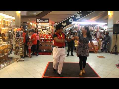 Malaysian MGR Dance@City One Plaza