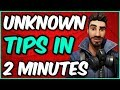 10 unknown tips in 2 minutes fortnite battle royale mp3