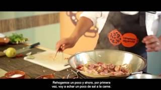 Cataplana Amar Algarve por el Chef Chakall