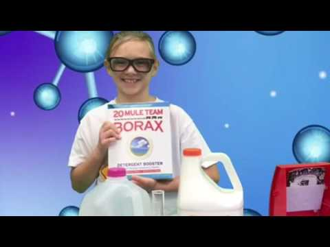 how to make silly putty with borax youtube