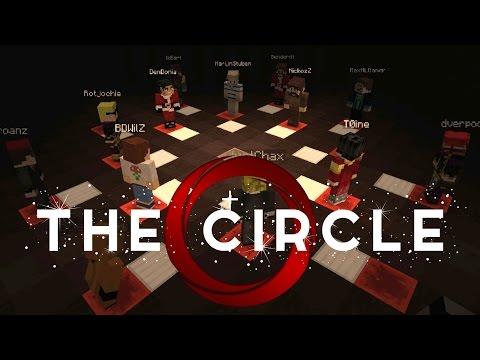 The CIRCLE - ELKE 2 MINUTEN GAAT IEMAND DOOD! Minecraft MINI-GAME!