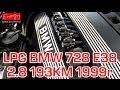 Monta? gazu LPG BMW 728 E38 2.8 193KM 142kW 1999r w EGP!