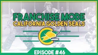 "NHL 19 - California Golden Seals Franchise Mode #46 ""Speed Run"""