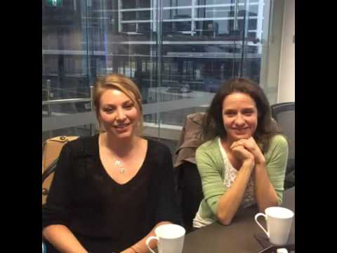 Q&A with Kate Jenkinson and Kate Atkinson