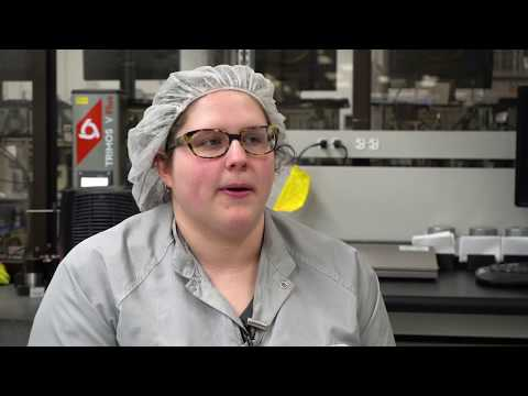 Chelsea Preston - Continental Quality Control - Work in Burke