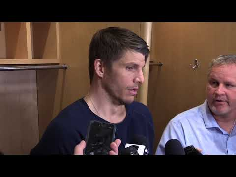 """""""I'm going to be hurting tomorrow"""" Kyle Korver after Cavs beat Celtics to ties series at 2 each"""