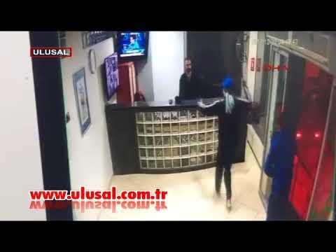 İstanbul Arnavutköy'de silah ve palalı gasp