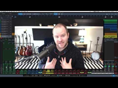 The Recording Process Explained - Part 1 - Pre Production