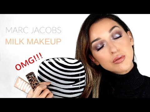 The Wild One Marc Jacobs Eye-Conic palette, Milk Makeup Foundation and more