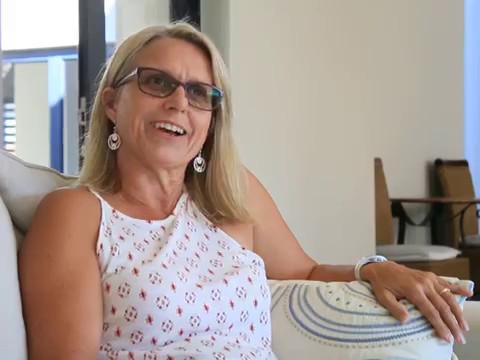 Adele Hunter-Smith goes green at Sardinia Bay Estate
