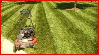 Cheap Lawn Mower Striping Kit