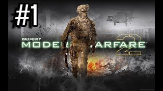 Call Of Duty Modern Warfare 2 - ACT (I) S.S.D.D Walkthrough #1 - (PC/1080p)