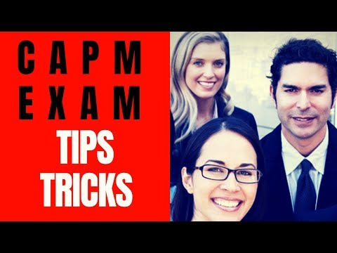 how to study for capm exam