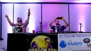 JuRY: OPP LIVE at DragonCon