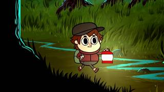 Game the Game: Shadows in the Forest Animation