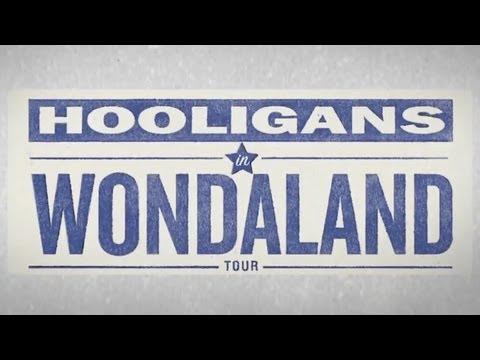 Bruno Mars - Hooligans In Wondaland Tour Commercial Thumbnail image