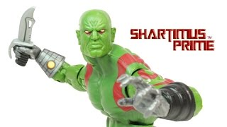 Marvel Legends Drax Guardians of the Galaxy 5 Pack Set 2015 Toy Action Figure Review