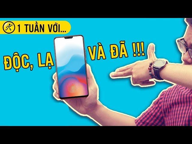 1 tuần với Vivo X21: Ngoài vân tay trong màn hình thì còn gì nữa?