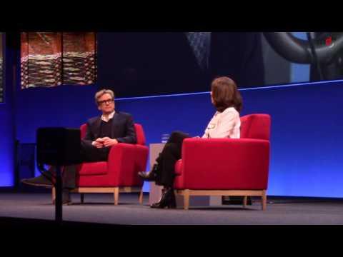 Adobe Summit 2017: Entrevista a Colin Firth