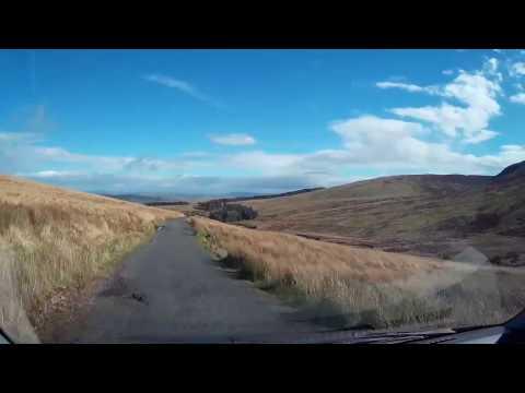 Beautiful Drives: High Bentham to Slaidburn, Trough of Bowland