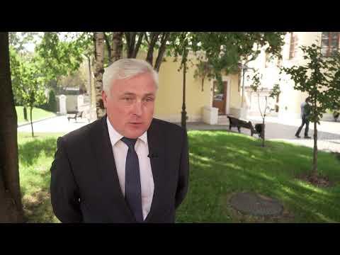 2018 09 14 Вице премьер Монголии Улзийсайхан Энхтувшин посетил РГВА и Дом РИО