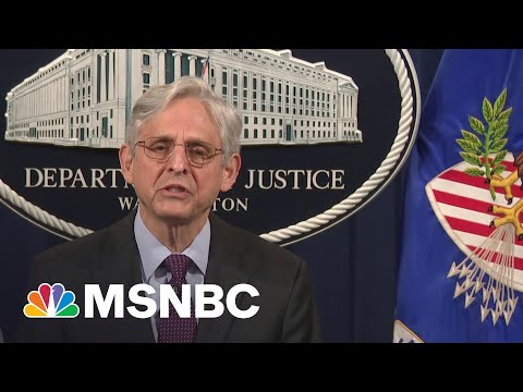DOJ Launches Investigation Into Louisville Policing Practices | MTP Daily | MSNBC