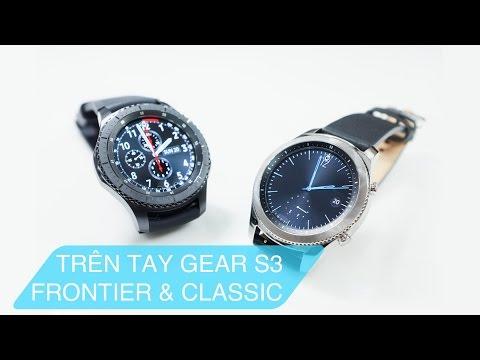Tinhte.vn | Trên tay Samsung Gear S3 Frontier và Classic - Quá đẹp