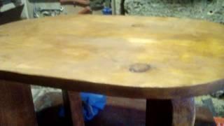 Кофейный стол своими руками обзор