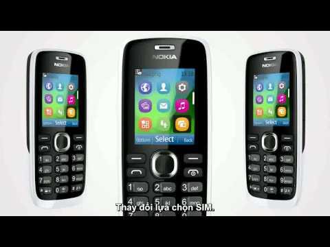 Nokia 112 - Điện thoại 2 SIM giá rẻ
