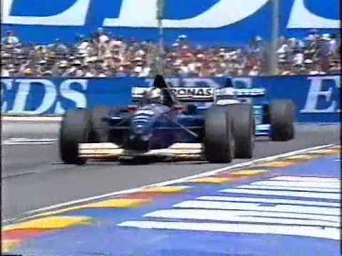 1995 EDS Grand Prix of Australia - Adelaide [Part 2]
