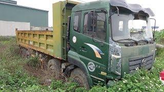 Tai Sao ??? Xe Tải TMT 4 chân tiền tỷ bị chủ Nhân bỏ rơi  /truck abandoned by the owner